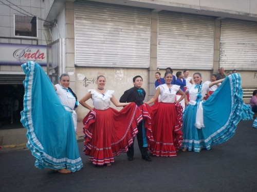 Trajes Tipicos Trajes Tipicos Desfile Del Festival Internacional De